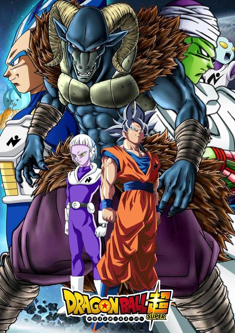 Galactic Patrol Prisoner Saga by AriezGao on DeviantArt in 2020 | Anime  dragon ball super, Dragon ball super manga, Anime dragon ball goku