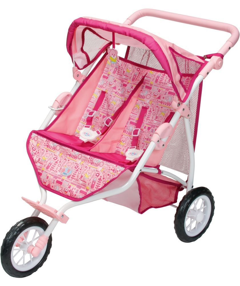 Buy Baby Born Twin Jogger At Argos Co Uk Your Online
