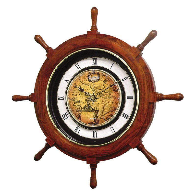 Rhythm Voyager Classic 25 In Wall Clock 4mh817wd06 Wall Clock Classic Rhythm Clocks Wall Clock