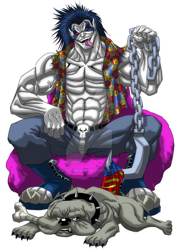 Lobo by AJFitzgerald on DeviantArt