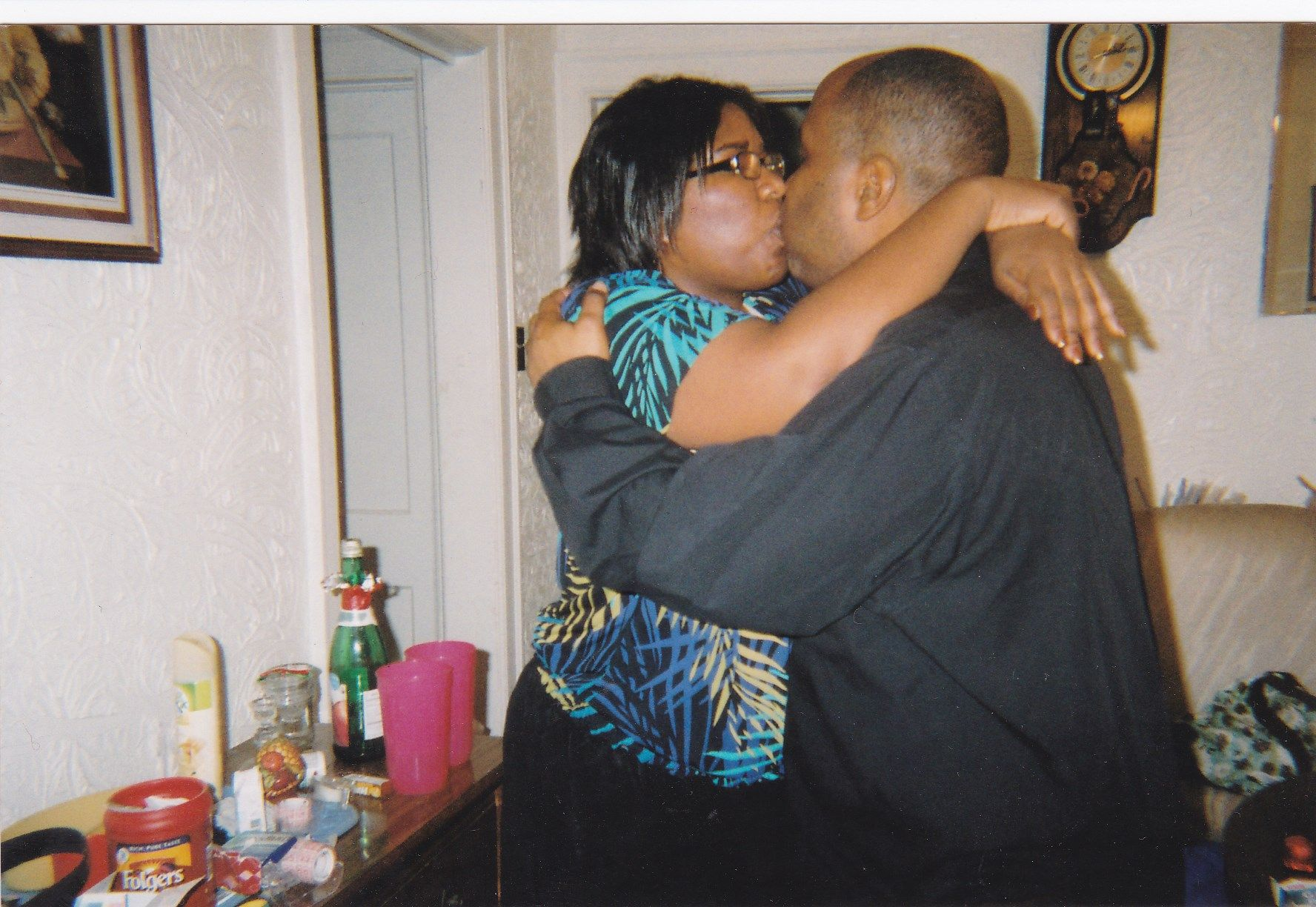 Clarence and  LaShana