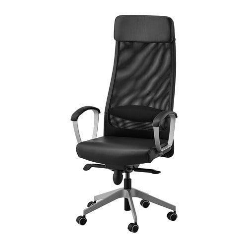 MARKUS Office Chair - Glose Black Robust Black