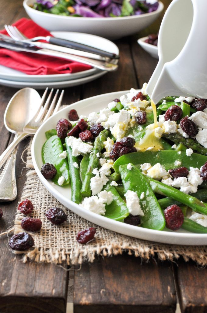 green red and white christmas salad perfect for making ahead
