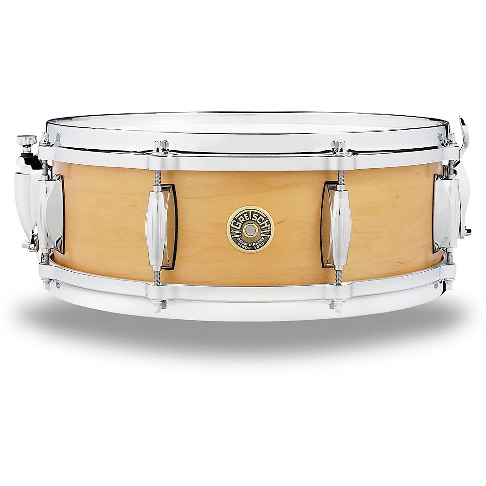 Gretsch Drums USA Custom Snare Drum 14 x 5 in. Natural Satin