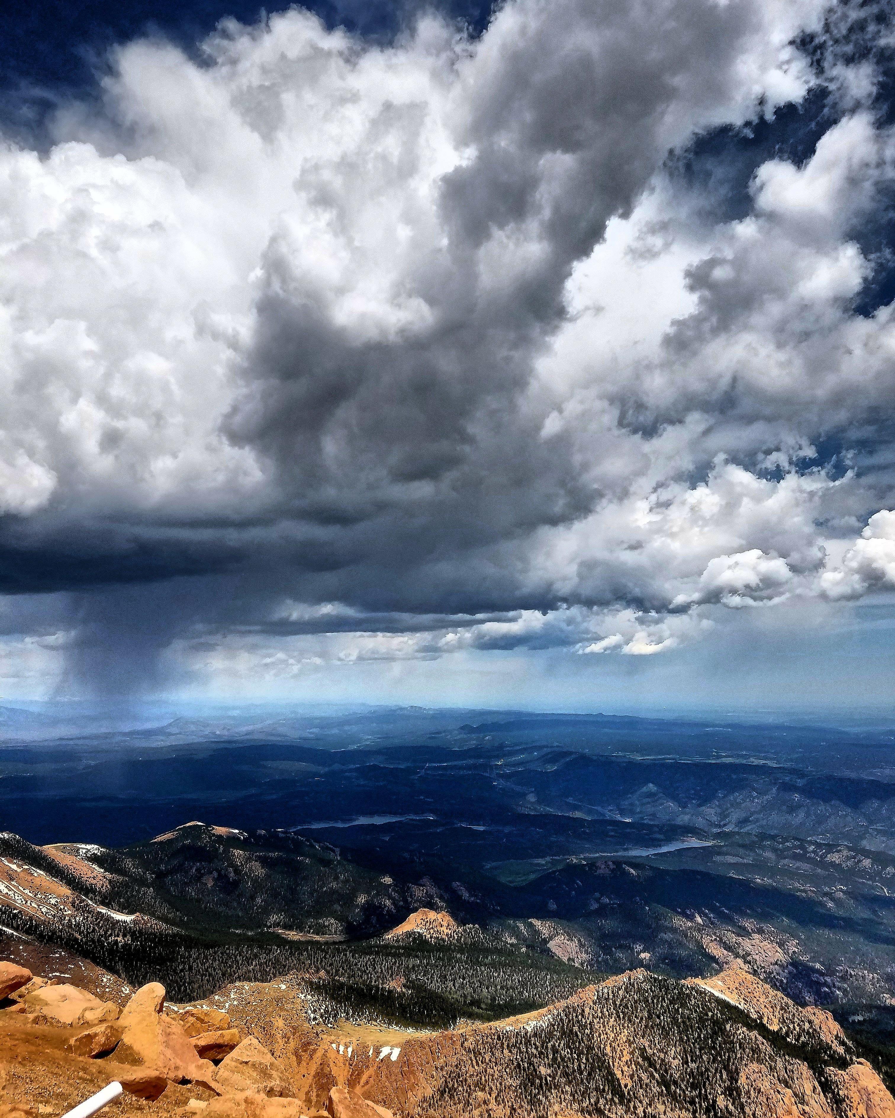 At The Top Of Pikes Peak 14115 Ft Colorado Springs Co Oc 3024x3780 Https Ift Tt 2hkg3lb Pikes Peak Landscape Photographers Colorado