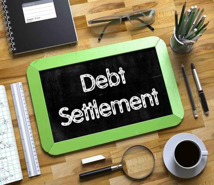 Debt settlement debt business loan consolidation