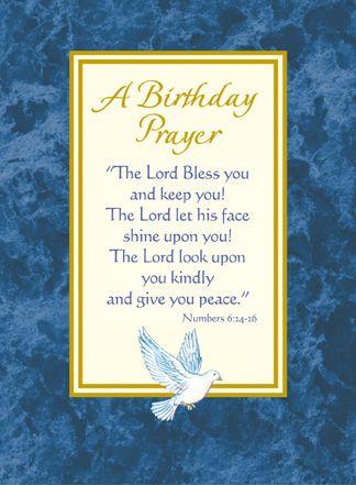 birthday blessing prayer Happy Birthday Blessing Prayer | Birthdays And Feast Days | Messages birthday blessing prayer