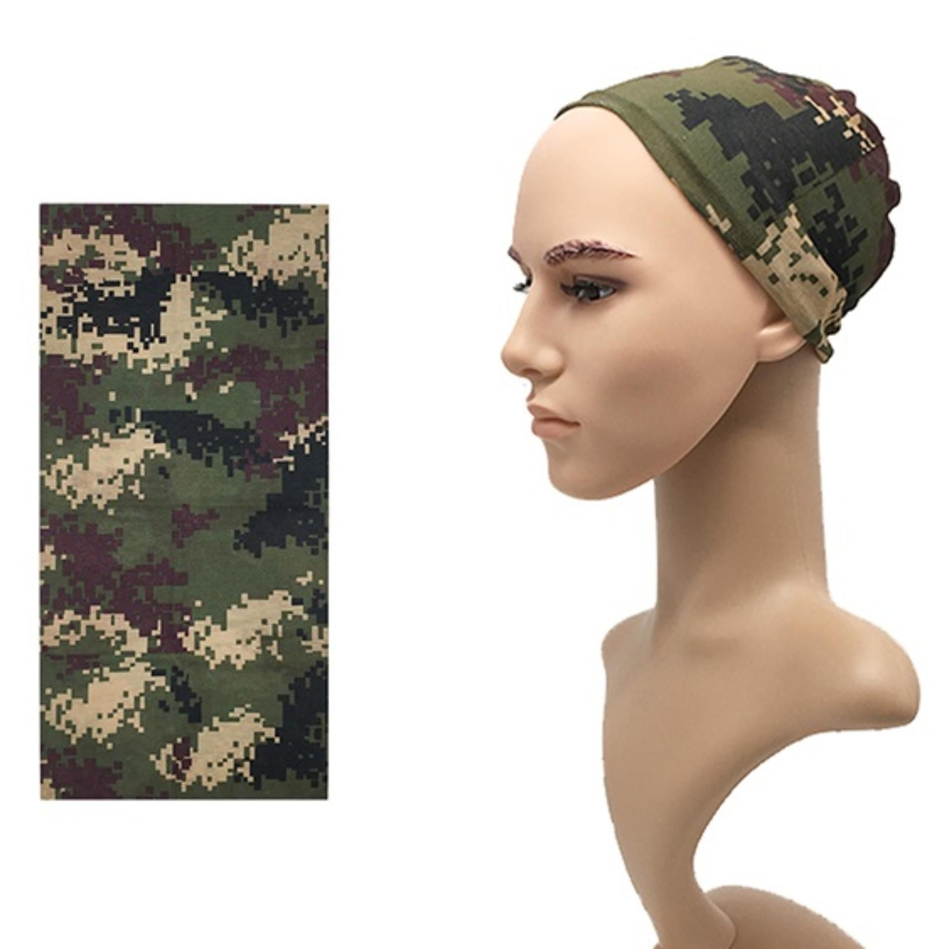 Head Scarf Headwear Neck Warmer Face Mask Headband Ski