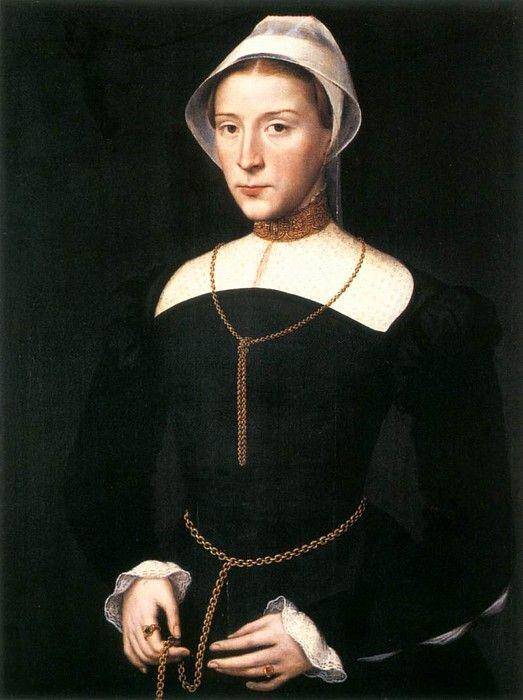 Joos van Cleve [Flemish,ca.1485-1540] - Unknown Lady, c.1530