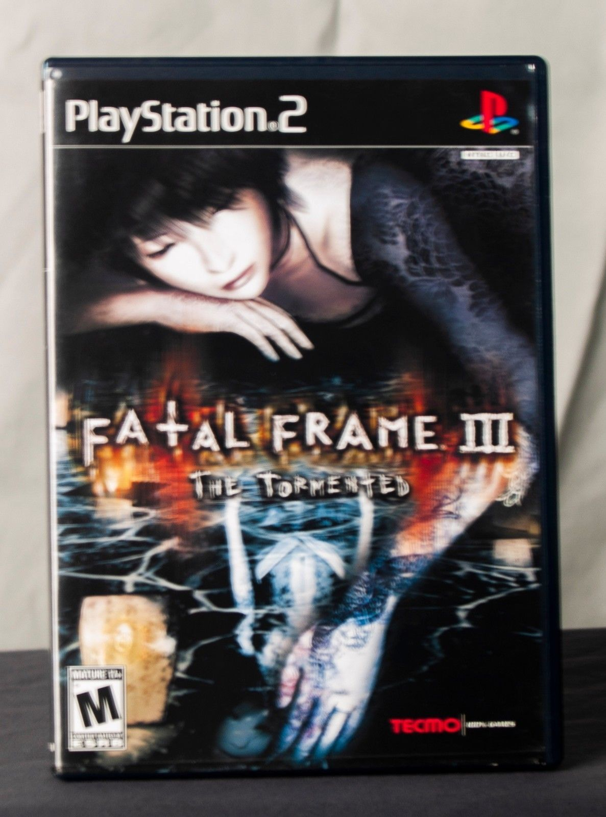 Playstation 2 PS2 Fatal Frame III 3: The Tormented. CIB Authentic ...