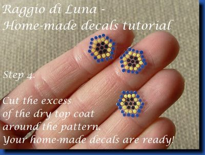 DIY Decals Get Your Nails Did Pinterest Manicure - How to make nail decals at home