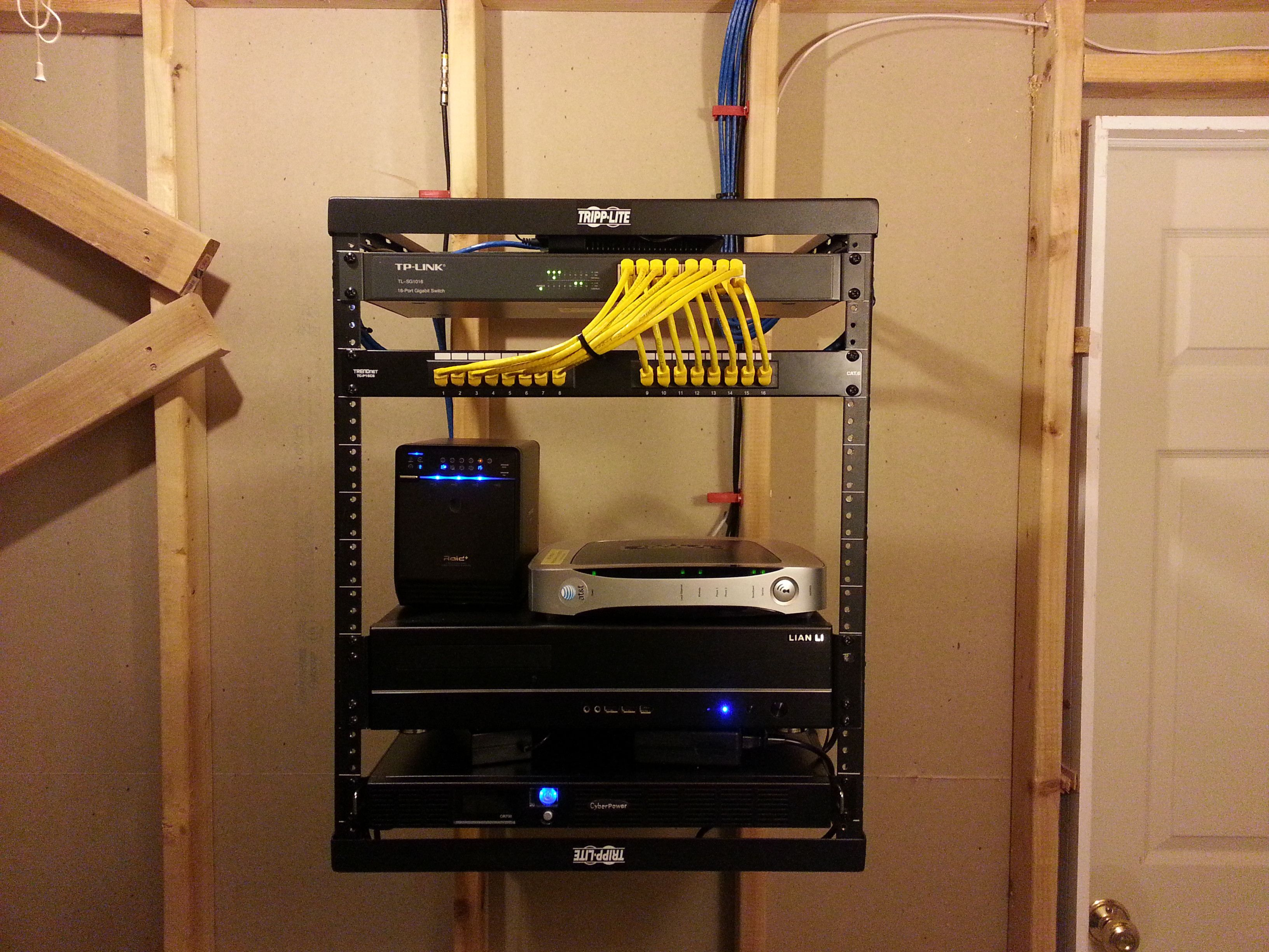 home networking adventure in 2019 geeky network rack, home
