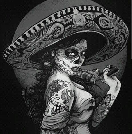 Chicano arte chicano pride pinterest chicano for Mexican pride tattoos