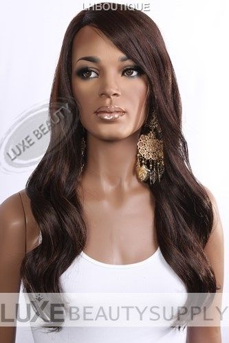 Luxe Beauty Supply - IT Tress Human Hair Wig - RH Dream c2f8cd691