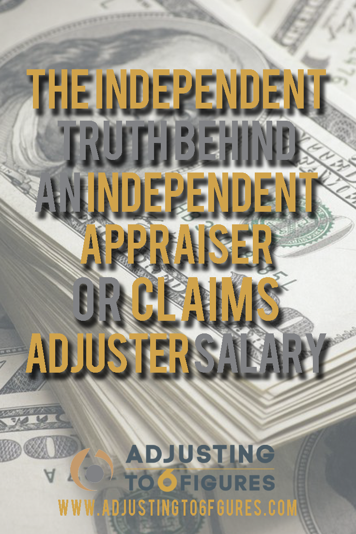 Claims Adjuster Salary The Independent Truth Behind It Salary Truth New Career