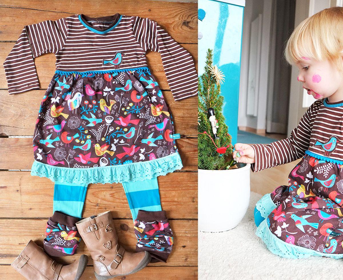 Kleid nahen fur kind