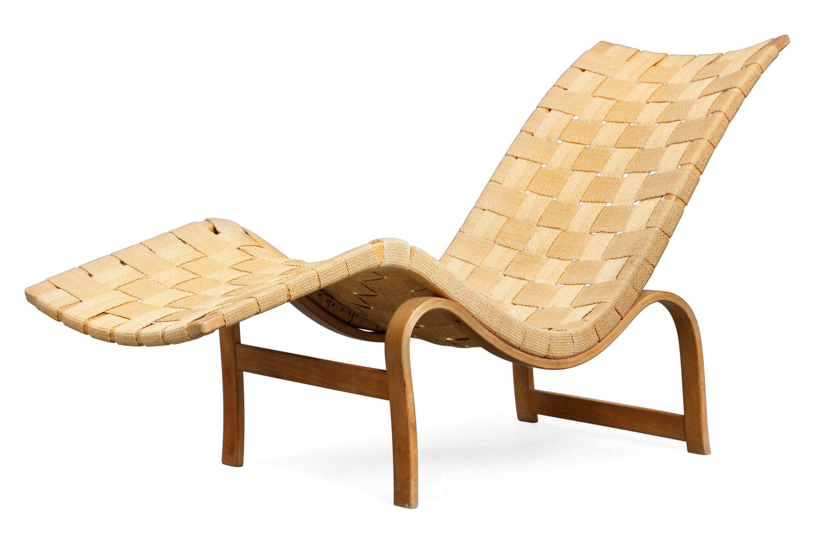 BRUNO MATHSSON - Loungechair mod. 36 (criada em 1936)