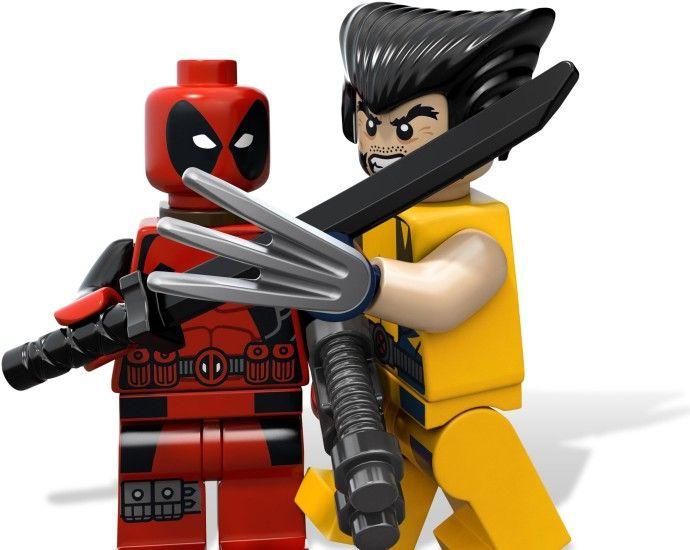 Finally Lego Deadpool! | Lego marvel | Pinterest