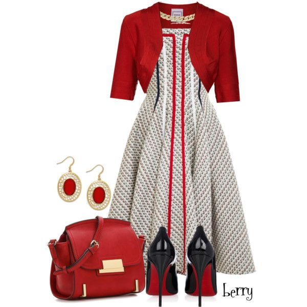 All put together by berry1975 on Polyvore featuring moda, Thom Browne, Hervé Léger, Christian Louboutin, ALDO, Style & Co. and Rebecca Minkoff