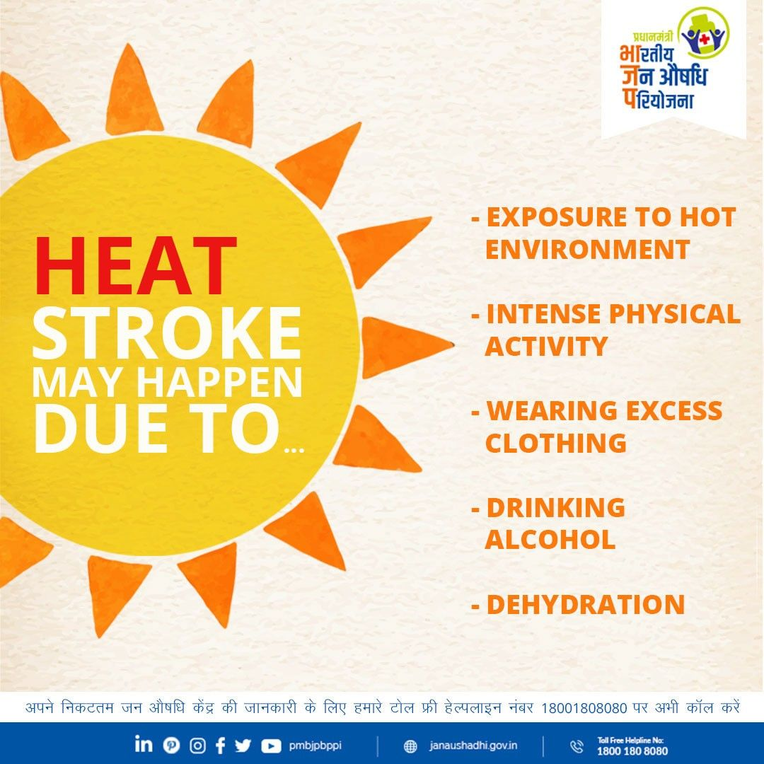 Heat Stroke Also Known As Sun Stroke Is A Type Of Severe Heat Illness That Results In A Body Temperature Physical Activities Alcohol Dehydration Heat Stroke