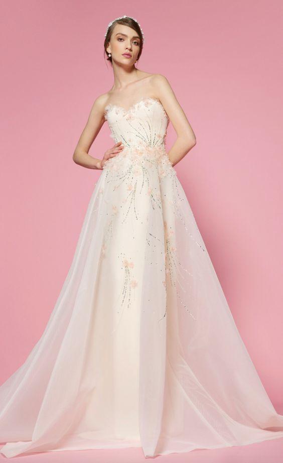 Wedding Dress Inspiration - Georges Hobeika   Boda