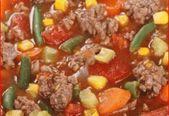 Einfache 100% Gemüsesuppe - #einfache #gemusesuppe - #Lorine'sHamburgerSuppe #dorritocasserolehamburger