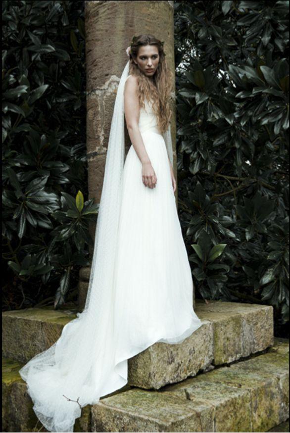 planes de boda - románticos trajes de jorge vazquez | vestido