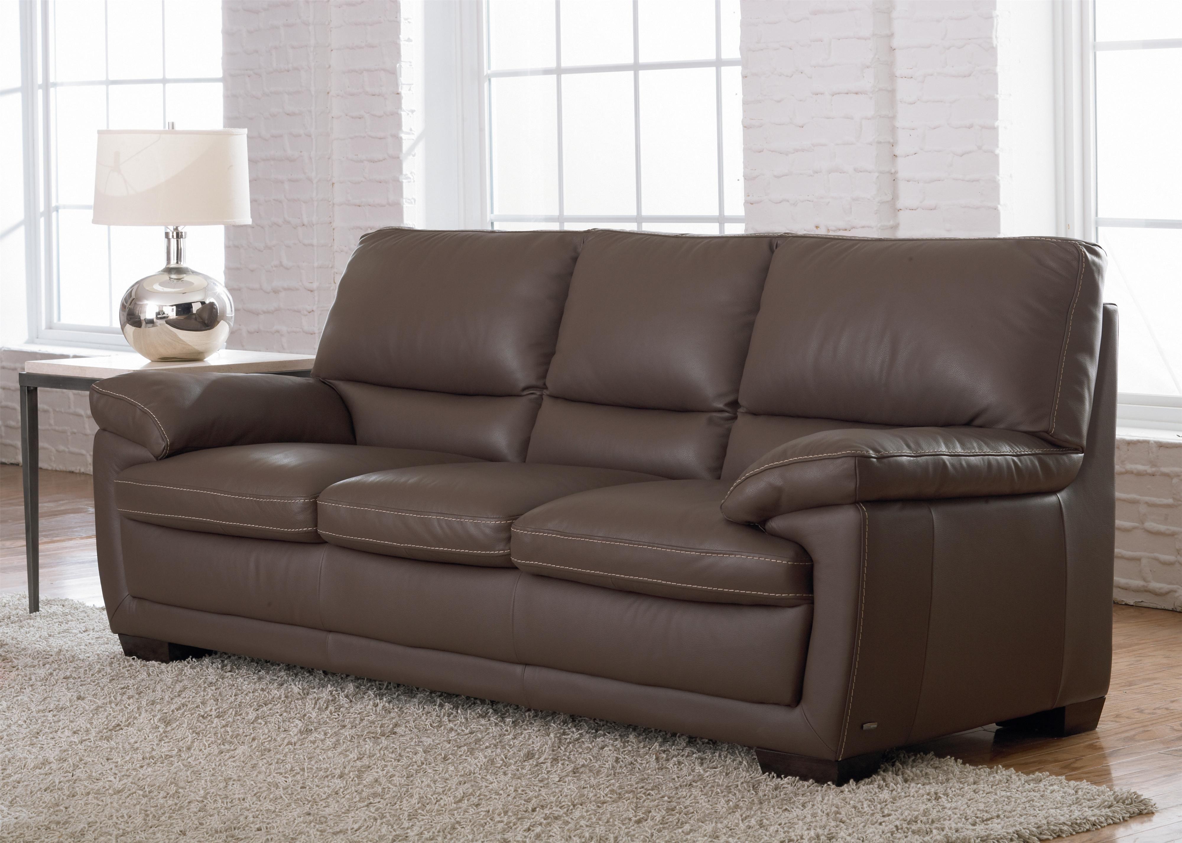 B674 Stationary Sofa By Natuzzi Editions At Becker Furniture World