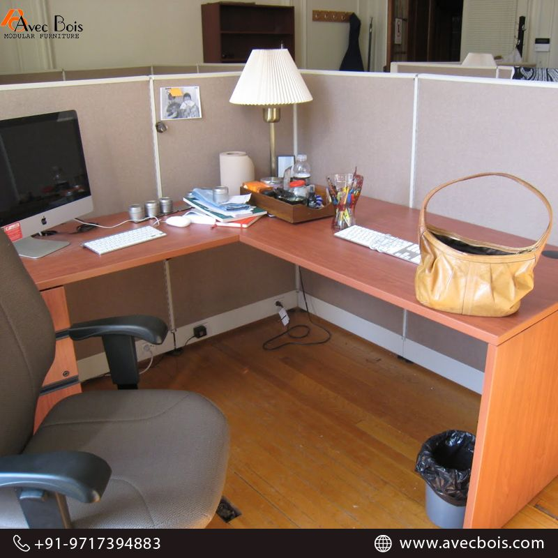 Avec Bois Is One Of The Distinguished Office Cubicles