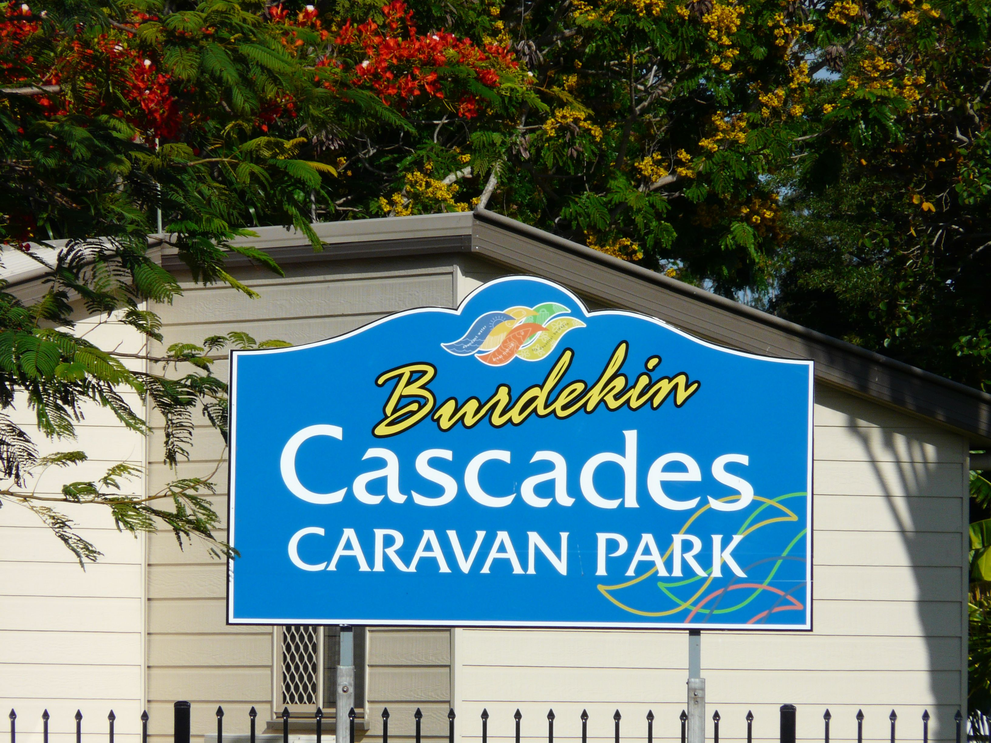Burdekin Cascades Caravan Park, Ayr, North Queensland