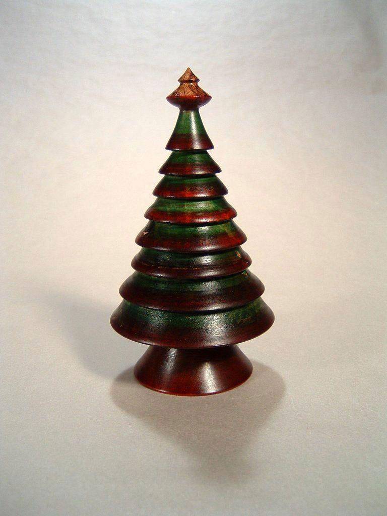 Turning A Christmas Tree Wood Lathe Christmas Wood