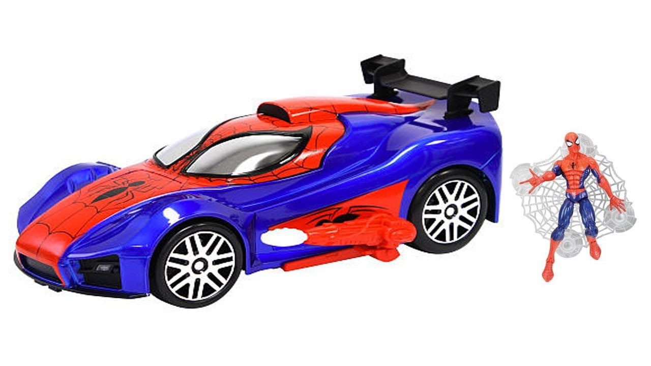 Rad Spiderman Car Me And My Toys Derby Cars Dodge Viper