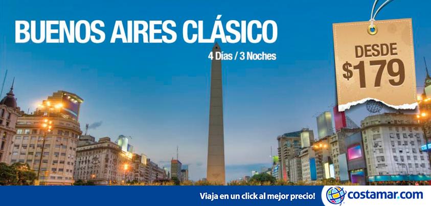#CostamarTravel Descubre Buenos Aires desde $179 - Compra ...