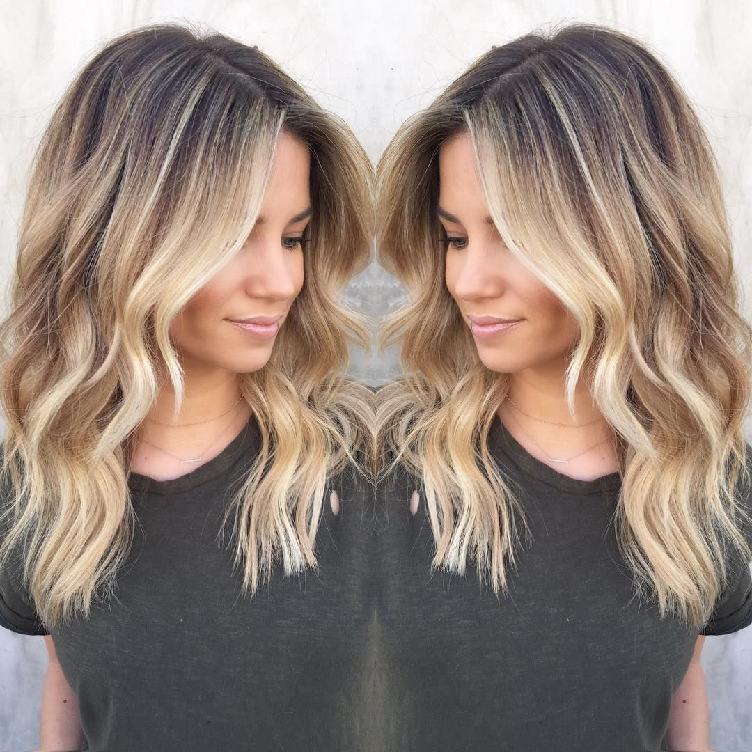 "Photo of Nikki Lee | Hairstylist's Instagram photo: ""✨That good blonde✨I always start by highlighting Amber with Wella Blondor and 30vol at her root and 20vol on her ends with Olaplex.🎨 In…"""