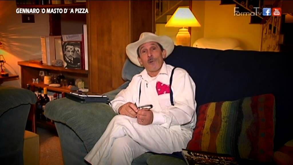 Gennaro 'O Masto d' 'a Pizza l'intervista