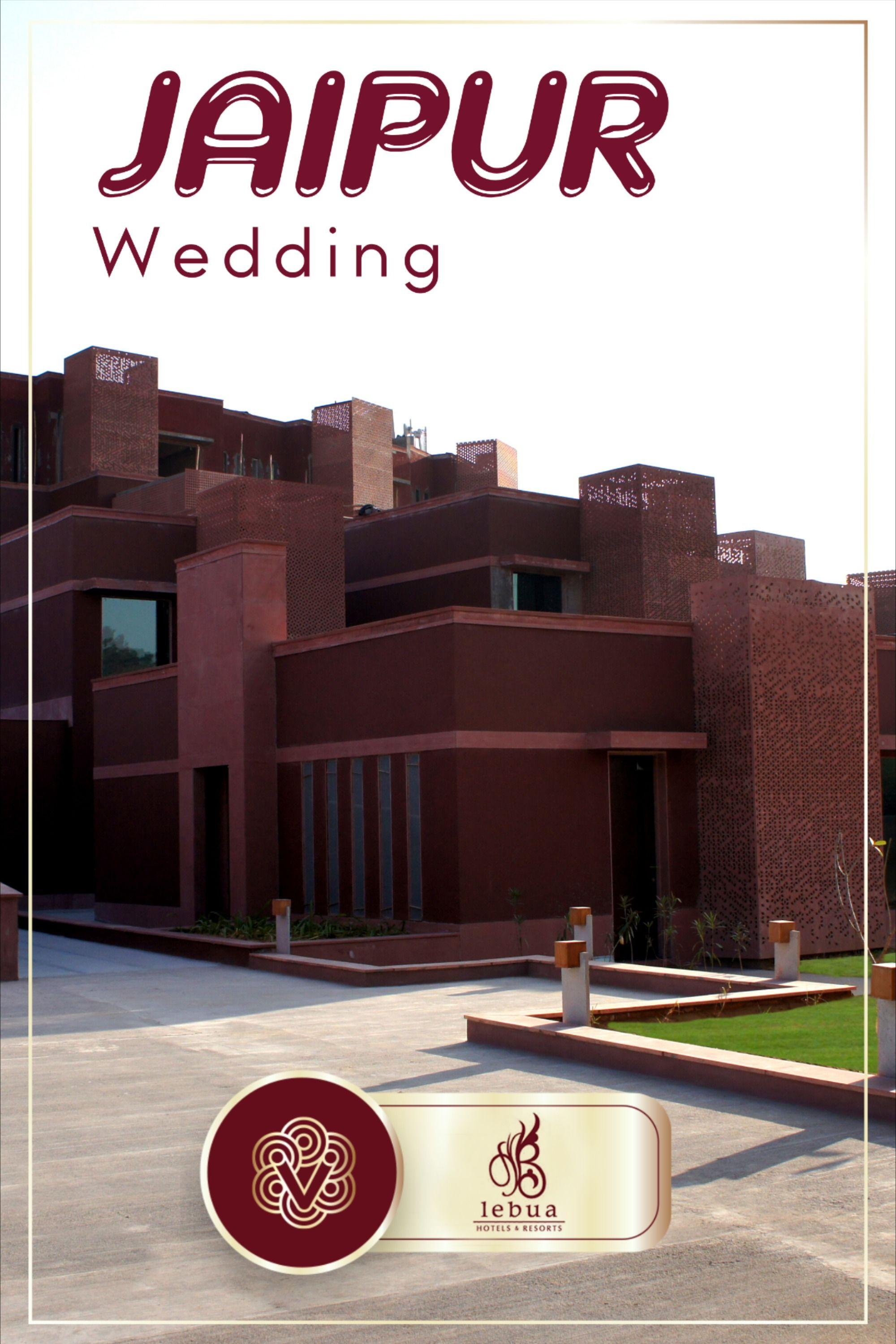 Lebua ResortJaipur Wedding Hotel in 2020 Luxury