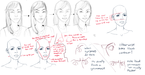 Makkon: Here's some critique and tips that I...