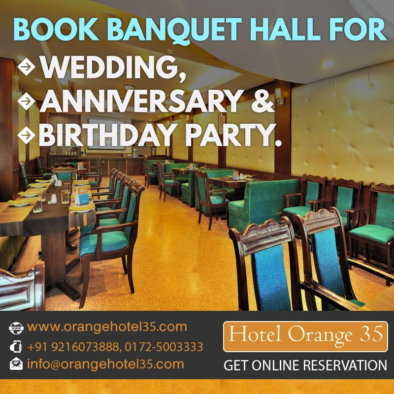Book Banquet hall For Wedding Anniversary Birthday Party Wedding