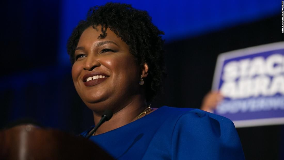 Georgia Current Events 2020.The Stacey Abrams Primary Democrats Weighing 2020 Runs Are