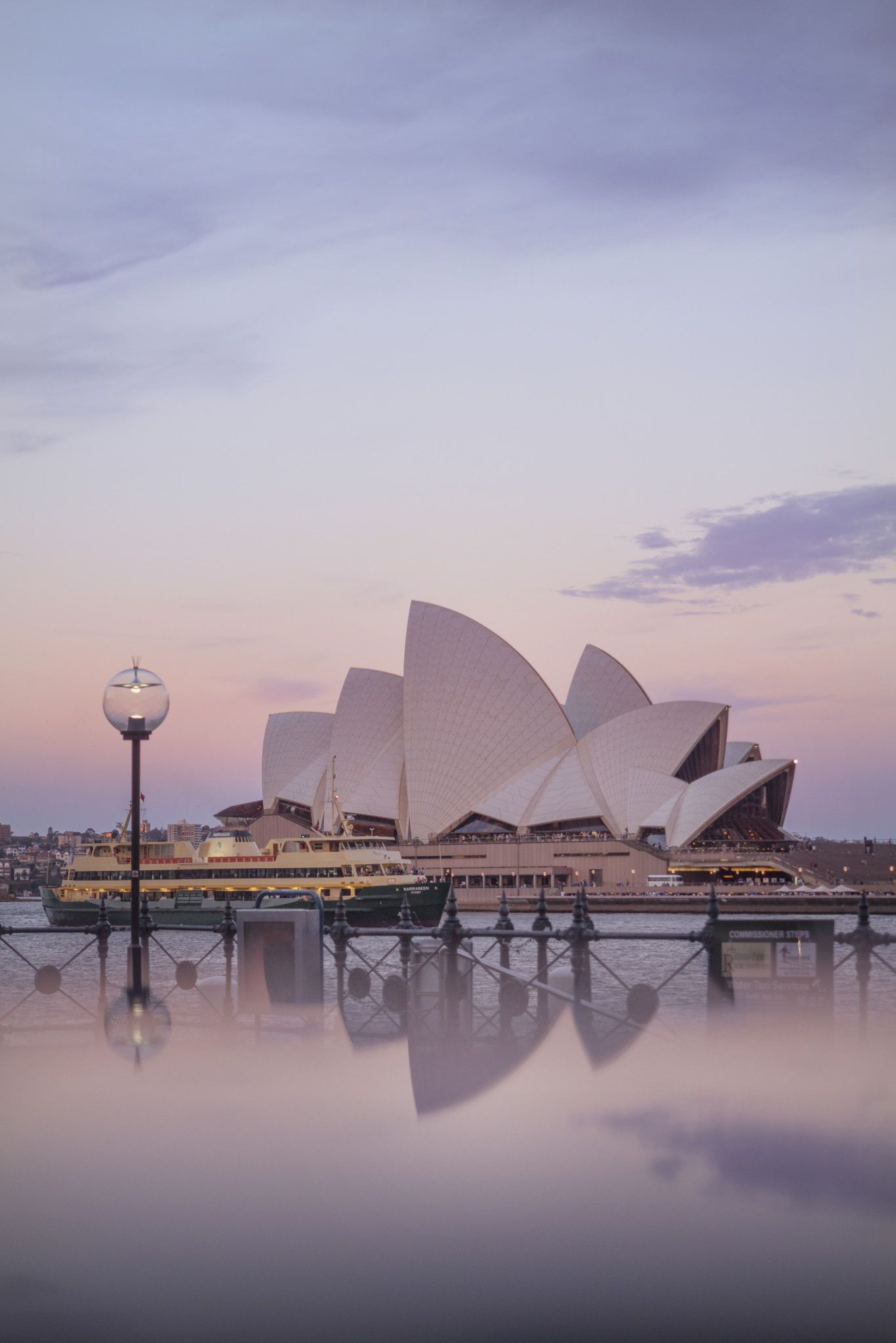 The Sydney Opera House in Photographs - Sydney, Australia ...