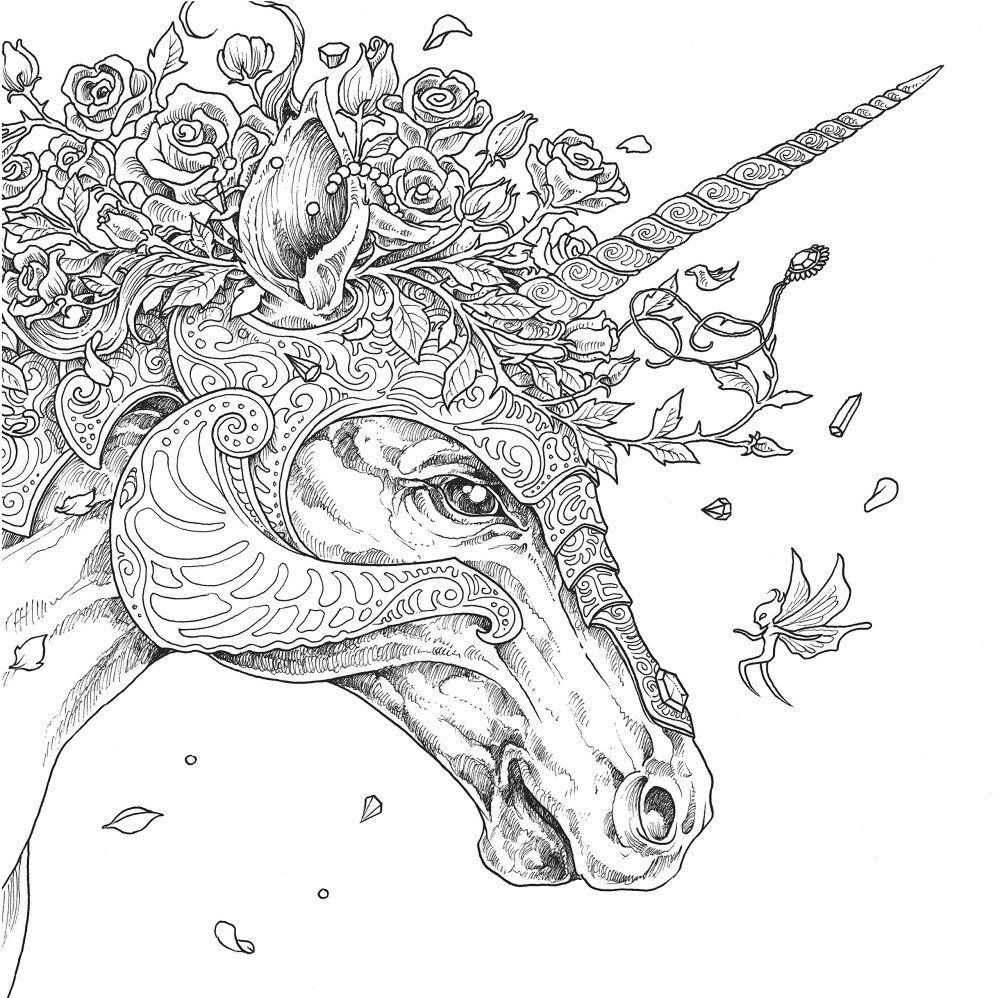 Related Image Unicorn Coloring Pages Animal Coloring Pages Animorphia Coloring