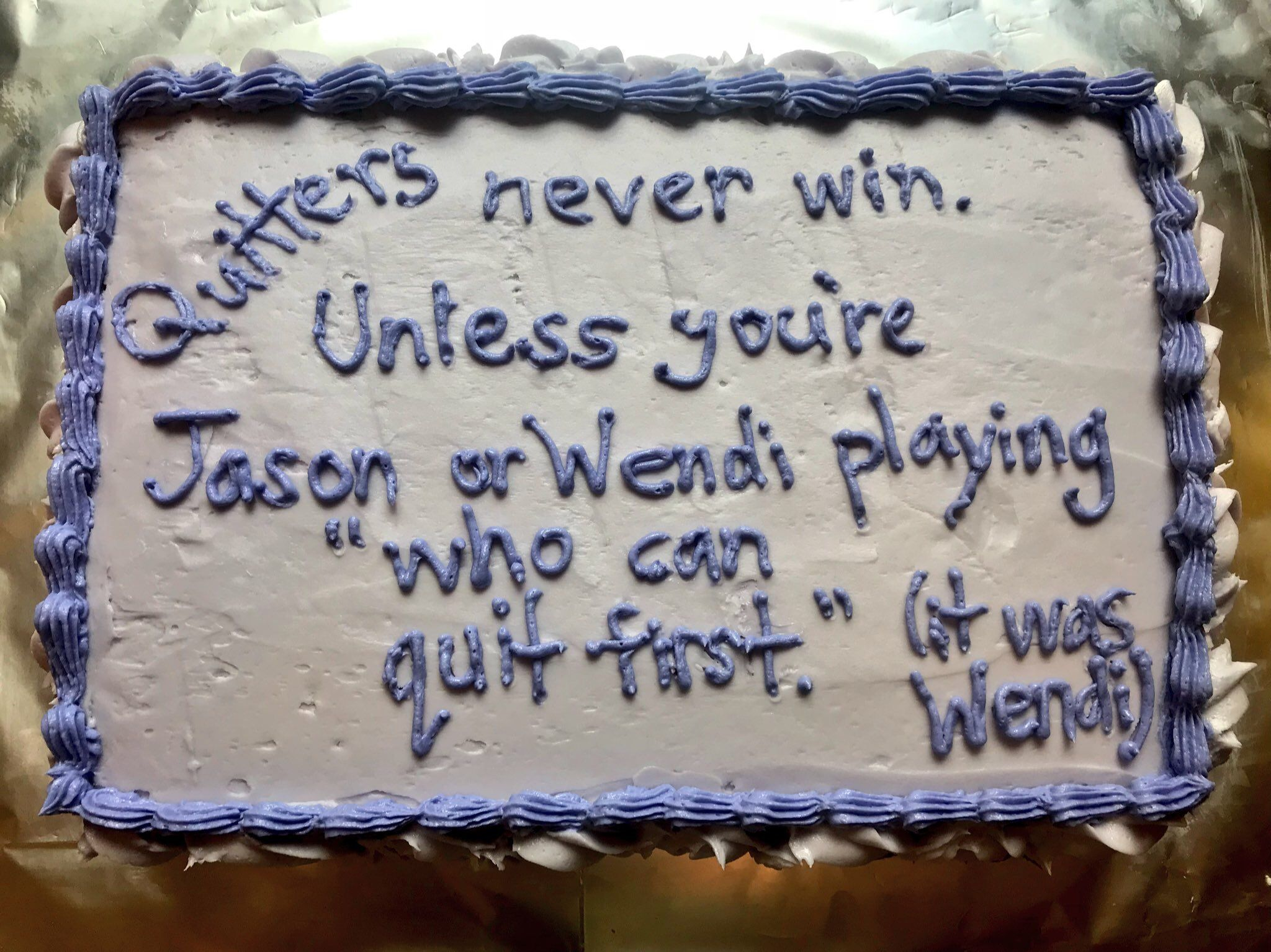 Coworker Quitting Job Cake Coworker Leaving Job Cake With Images