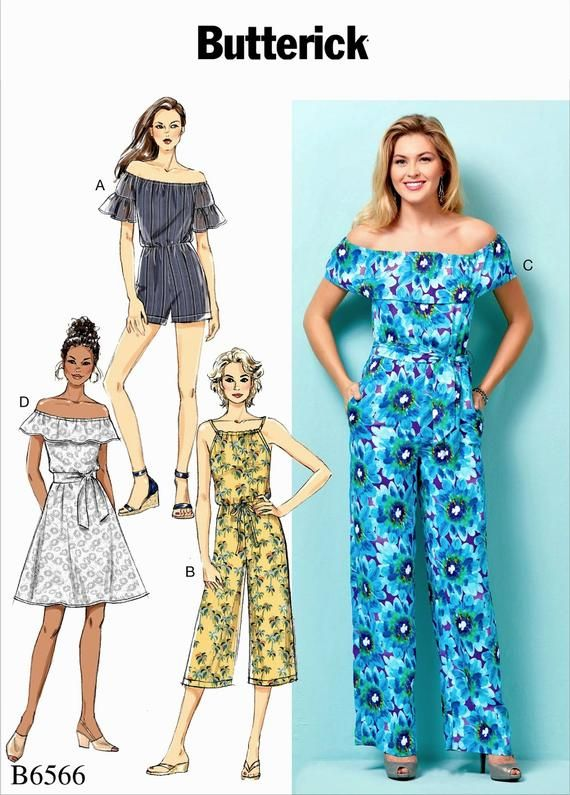 019f79c7e0d4 Sewing Pattern Women s Jumpsuit Pattern