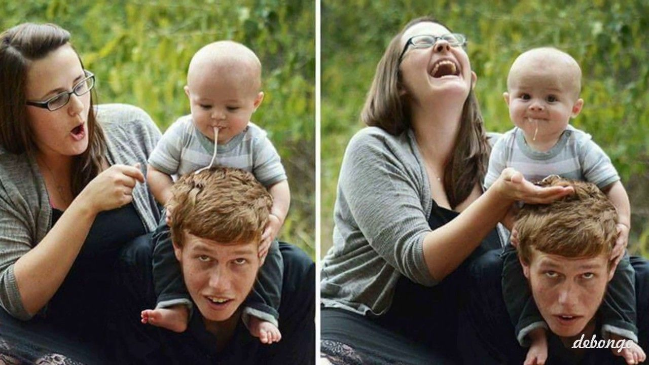 Hilarious Baby Photoshoot Fails That Will Make You Laugh