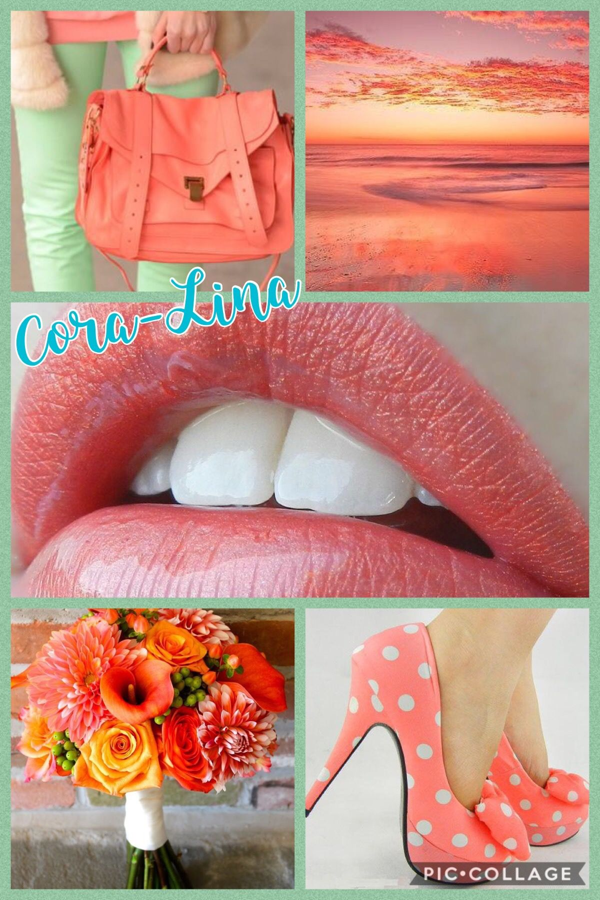How Gorgeous Is Senegence Lipsense New Color Coral Lina Im Dying