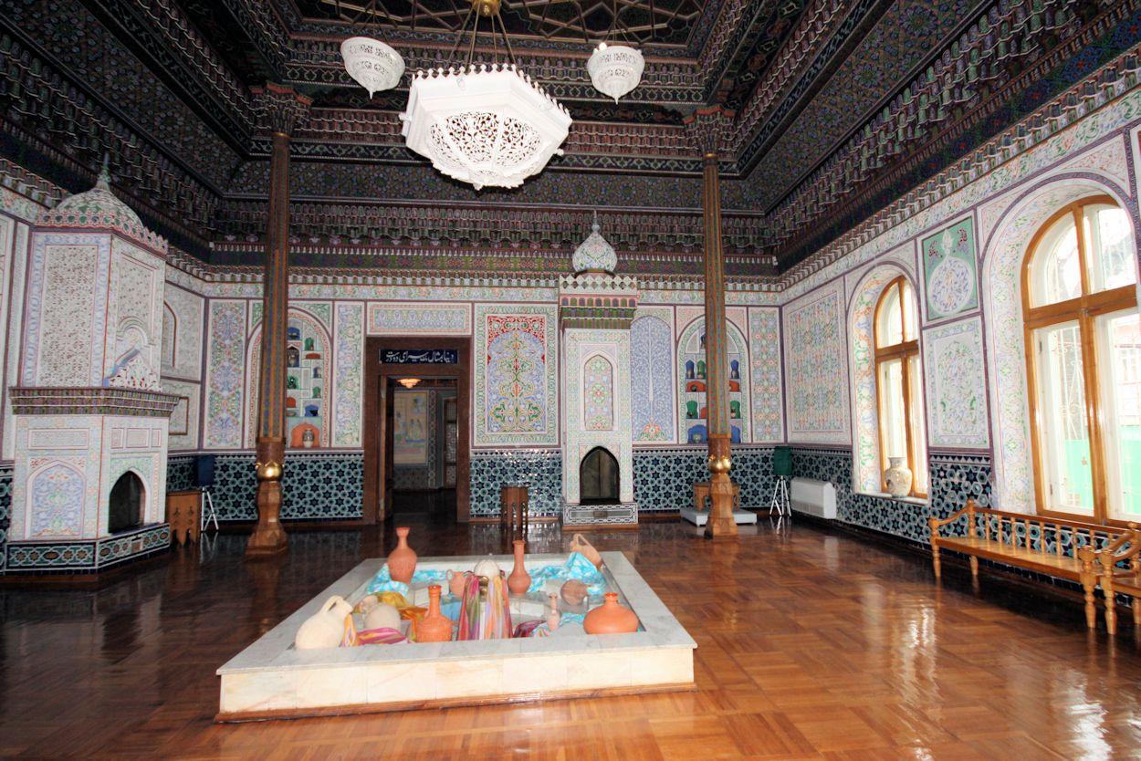 Uzbekistan Museum Of Applied Arts Tashkent Applied Arts Tashkent Uzbekistan