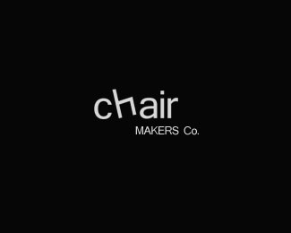 Chair Logo Design Ideas -- Curated by : Rapid Printing Kelowna 129 ...