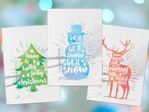 pin von aria auf 1aaweihnachten  weihnachtskarten karten