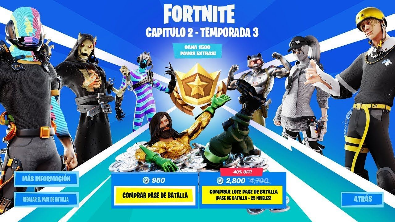 Fortnite Capitulo 2 Temporada 3 Pase De Batalla Minecraft Banner Patterns Fortnite Comic Book Cover