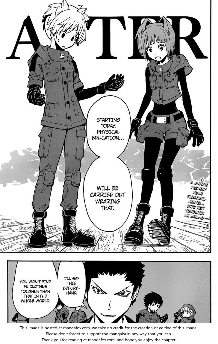 Ansatsu Kyoushitsu 97 After Time (con imágenes) Manga